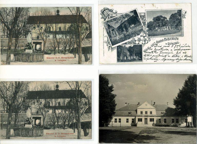 Galeria Dwór Starościński – zdjęcia archiwalne